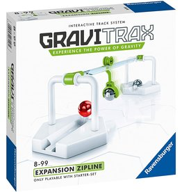 Ravensburger GraviTrax - Zipline Expansion Set