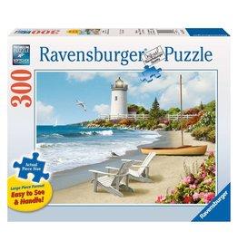 Ravensburger Sunlit Shores - 300 Piece Puzzle