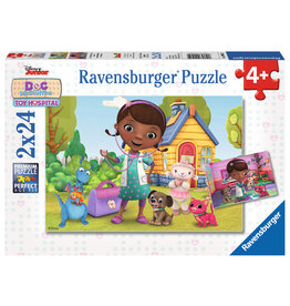 Ravensburger Pet Vet - 24 Piece Puzzle