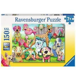 Ravensburger Patchwork Pups - 150 Piece Puzzle