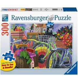 Ravensburger Bicycle Group - 300 Piece Puzzle
