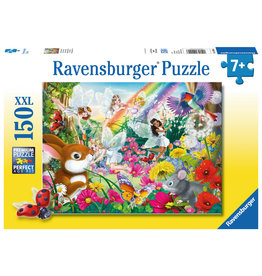 Ravensburger Magical Forest Faries - 150 Piece Puzzle