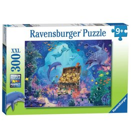 Ravensburger Deep Sea Treasure - 300 Piece Puzzle