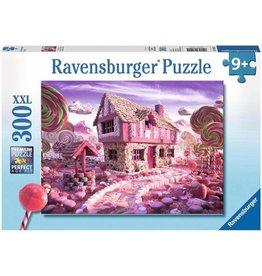 Ravensburger Candy Cottage - 300 Piece Puzzle