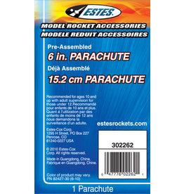 """Estes Parachute 6"""" - 2262"""