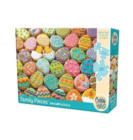 Cobble Hill Easter Cookies - 350 Piece Puzzle