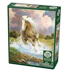 Cobble Hill River Horse - 1000 Piece Puzzle