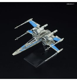 Bandai 011 Blue Squadron Resistance X-Wing Fighter