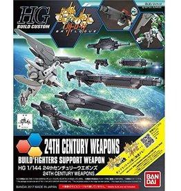 Bandai #31 24th Century Weapons