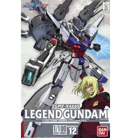 Bandai #12 Legend Gundam 1/100
