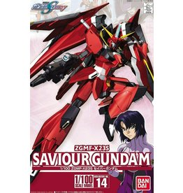 Bandai #14 Saviour Gundam 1/100