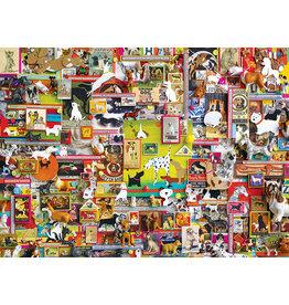 Cobble Hill Dogtown - 1000 Piece Puzzle