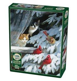 Cobble Hill Bird Watchers - 1000 Piece Puzzle