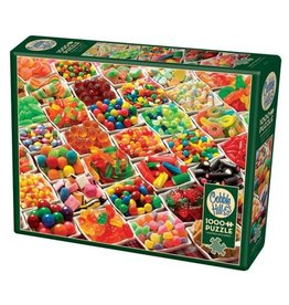 Cobble Hill Sugar Overload - 1000 Piece Puzzle