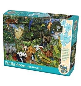 Cobble Hill Noah's Gathering - 350 Piece Puzzle