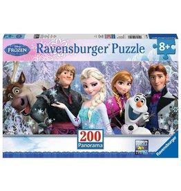 Ravensburger Frozen Friends - 200 Piece Puzzle