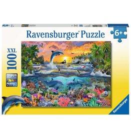 Ravensburger Tropical Paradise - 100 Piece Puzzle