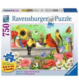 Ravensburger Bathing Birds - 750 Piece Puzzle