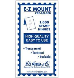 Hub Hobby 1000 Stamp Hinges