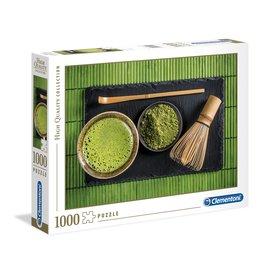 Clementoni Matcha Tea - 1000 Piece Puzzle