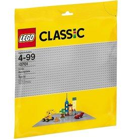 Lego 10701 - Gray Baseplate