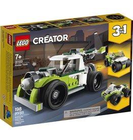 Lego 31103 - Rocket Truck