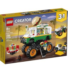 Lego 31104 - Monster Burger Truck