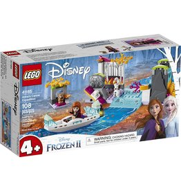 Lego 41165 - Anna's Canoe Expedition