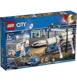 Lego 60229 - Rocket Assembly & Transport