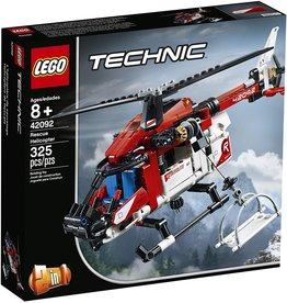 Lego 42092 - Rescue Helicopter