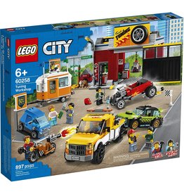Lego 60258 - Tuning Workshop