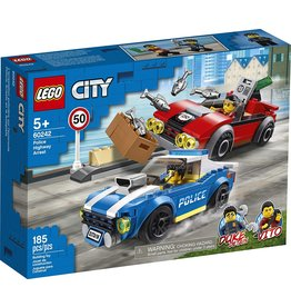 Lego 60242 - Police Highway Arrest