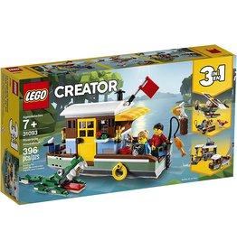 Lego 31093 - Riverside Houseboat