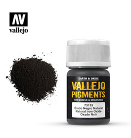 Vallejo 73115 - Natural Iron Oxide Pigment