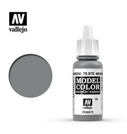 Vallejo 70.870 - Model Color Medium Sea Grey
