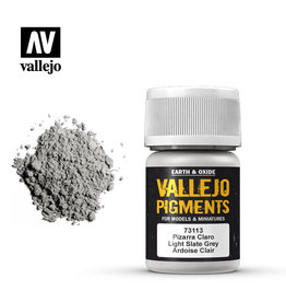 Vallejo 73113 - Light Slate Grey Pigment