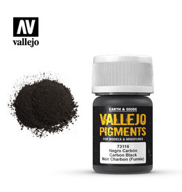 Vallejo 73116 - Carbon Black Pigment