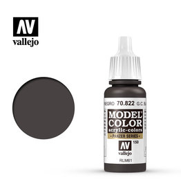 Vallejo 70.822 - Model Color German Camouflage Black Brown