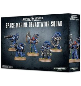 Games Workshop 48-15 - Space Marine Devastator Squad