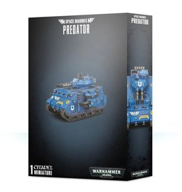 Games Workshop 48-23 - Space Marine Predator