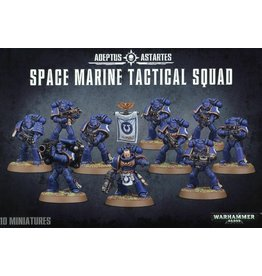 Games Workshop 48-07 - Space Marine Tactical Squad