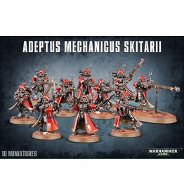 Games Workshop 59-10 - Adeptus Mechanicus Skitarii
