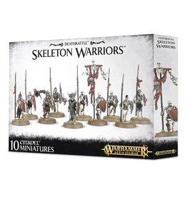 Games Workshop 91-06 - Deathrattle Skeleton Warriors