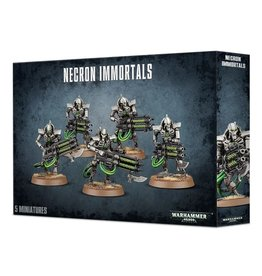 Games Workshop 49-10 - Necron Immortals