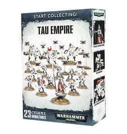 Games Workshop 70-56 - Start Collecting: Tau Empire