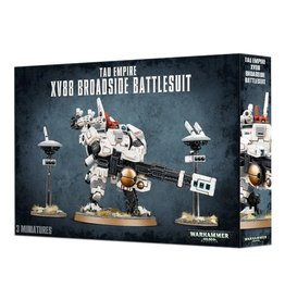 Games Workshop 56-15 - Tau Empire XV88 Broadside Battlesuit