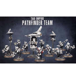 Games Workshop 56-09 - Tau Empire Pathfinder Team