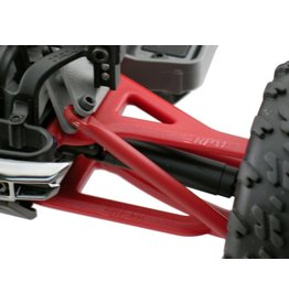 RPM 80699 - Front A-arms for Traxxas 1/16 Mini E-Revo - Red