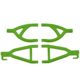 RPM 80604 - Rear A-arms for Traxxas 1/16 Mini E-Revo - Green