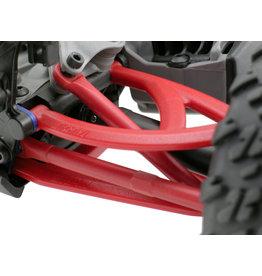 RPM 80609 - Rear A-arms for Traxxas 1/16 Mini E-Revo - Red